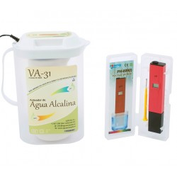 VA-31 AGUA ALCALINA® + PH...